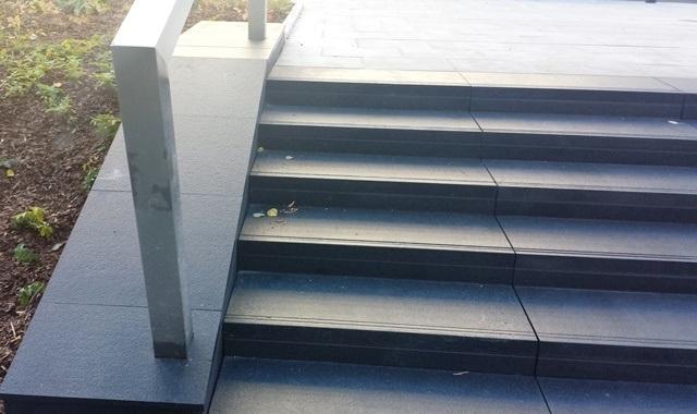 elewacje, schody 86