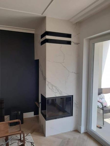 kominek w ścianie 16