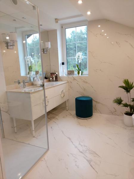 łazienka, umywalka, prysznic 48