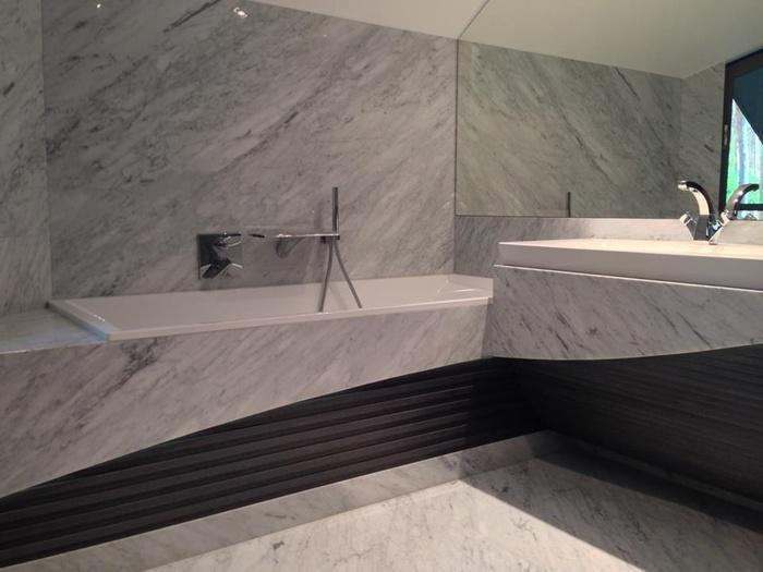 łazienka, umywalka, wanna