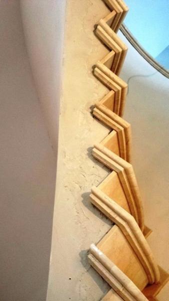 schody 121